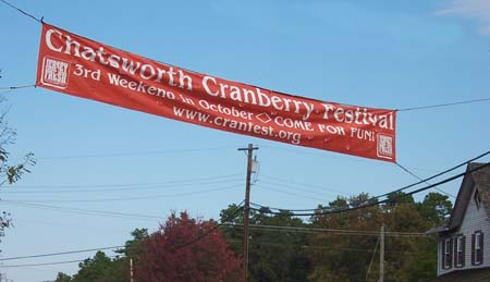 Chatsworth Cranberry Festival 2007