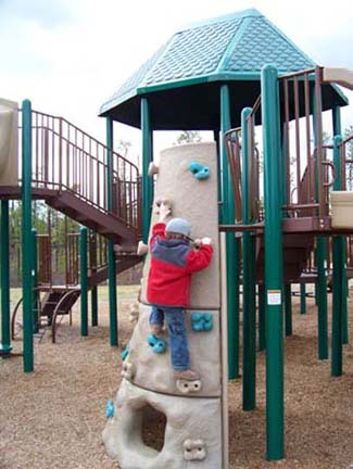 Jakes Branch County Park - playground