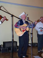 "Jim Murphy and the Pine Barons performing at ""Lines on the Pines"" 2009"