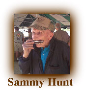 Sammy Hunt, a legendary character of the Pine Barrens