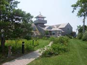 The Wetlands Institute is located in Stone Harbor, NJ,  between Avalon and North Wildwood.